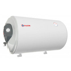 Хоризонтален бойлер Елдом WH08046L 80л / 3000W