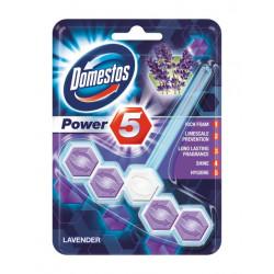 Кошничка за тоалетна Domestos Power 5 лавандула 55г
