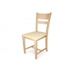 Трапезен тапициран стол Томи бук