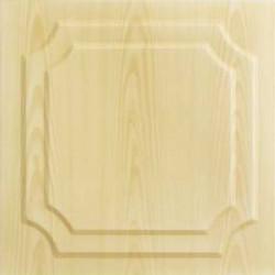 Декоративни плочи за таван 50х50 Натурален бор