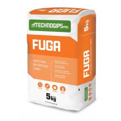 Гипсова фугираща смес Фуга Техногипс Про - 5кг