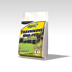 Гранулиран тор за трева 3 кг