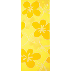 Декоративни фаянсови плочки 200 x 500 Елемент 3 жълти