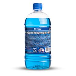 Антифриз концентрат Бриз -60°С 1 кг син