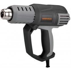 Пистолет за горещ въздух в куфар Деу DAHG2000 / 2000W