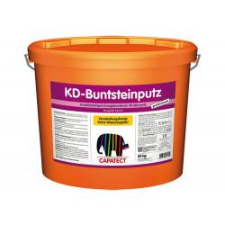Мозаечна мазилка Capatect-KD Buntsteinputz Granitshwartz 25kg.