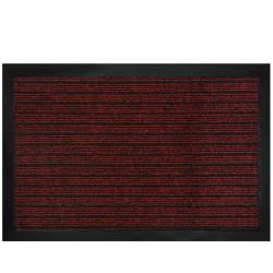 Изтривалка Вита 3879 ПВЦ червена 100х150