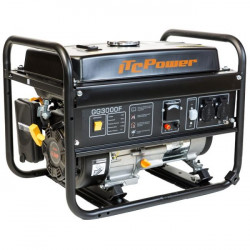 Мотогенератор ITC Power GG 3000F 2500W