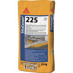 Лепило за плочки Sika Церам 225 / 25 kg