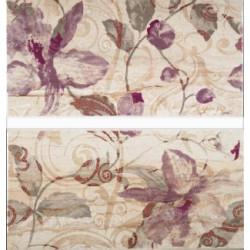 Стенни декоративни плочки комплект IJ 500 x 500 Бали орхидея