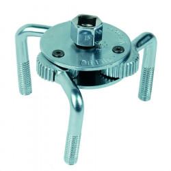 """Ключ за маслен филтър 3/8"""" 65-110mm"""