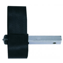 Ключ за маслен филтър с ремък 155mm/ 619