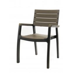 Градински стол Harmony сив