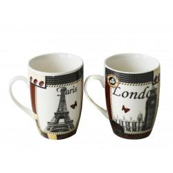 Порцеланова чаша Париж / Лондон