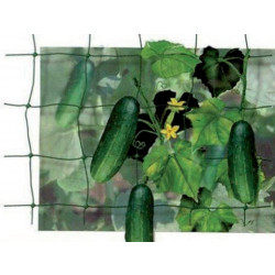 Поддържаща мрежа за пълзящи растения 1.5 х 1000 m
