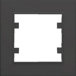 Единична рамка Karea графит