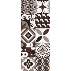 Стенни декоративни плочки IJ 200 x 500 Мираж декор