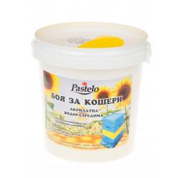 Боя за пчелни кошери Pastelo жълта 0,750 кг