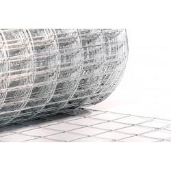 Електрозаварена оградна мрежа Н1200 / 25м / 1,6мм / 55х75 мм Ths Thermostyle