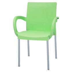 Градински стол Mare Armchair CF880 светлозелен