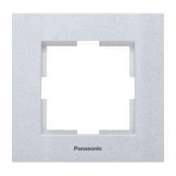 Единична рамка сив Panasonic Каре Плюс