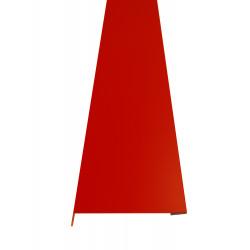Челна планка 2m / керемиден цвят