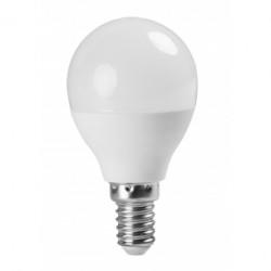 LED крушка топка E14 топла светлина