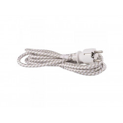 Захранващ кабел за ютия Emos / 2.4м