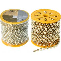 Коледен гирлянд злато 10м / AAX900150