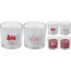 Коледна свещ 7 см ACC005030