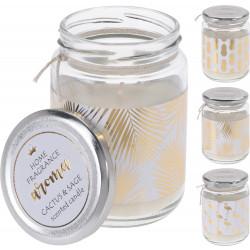 Коледна свещ в буркан ACC004530