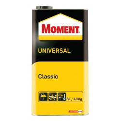 Контактно лепило Moment Universal Classic 5л