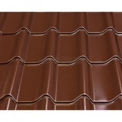 Метален покрив Classic Eco 0.40mm х 1.20м х 1.85м