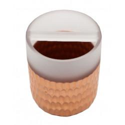 Стояща чашка за четки за зъби с разделение Дейна