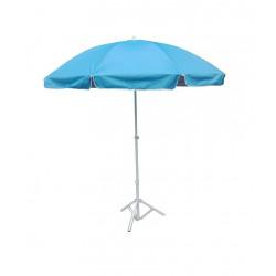 Плажен чадър WH002-3 син / 240 см