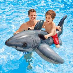Надуваема детска играчка Акула Intex