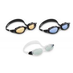 Силиконови спортни очила за плуване Silicone Sport Master Goggles 55692
