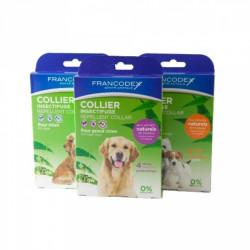 Противопаразитна каишка за кучета 10-20 кг Francodex