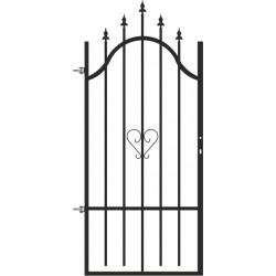 Оградна врата Сердика лява