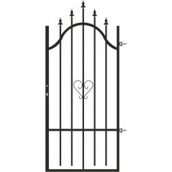 Оградна врата Сердика дясна