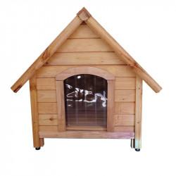 Вратичка за къща за куче / размер: S