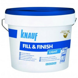 Универсален готов фугопълнител и шпакловка Knauf Fill&Finish 20 кг