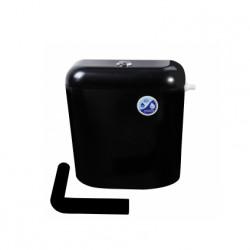Пластмасово тоалетно казанче Класик Никипласт / черно