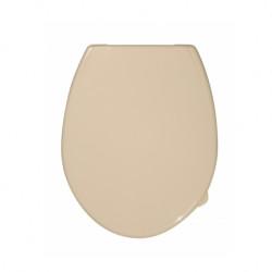 Тоалетна седалка за чиния Магнолия / кремава