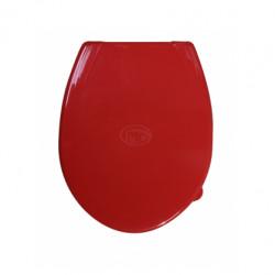 Тоалетна седалка за чиния Магнолия / червена