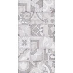 Стенни декоративни плочки IJ 300 x 600 Варезе пачуърк сиви