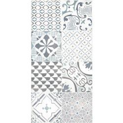 Стенни декоративни плочки IJ 300 x 600 Майолика сиви