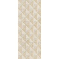 Стенни декоративни плочки IJ 200 x 500 Мотиво диамант бежови