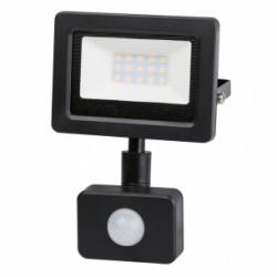 LED Slim прожектор с датчик за движение 10W