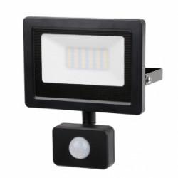LED Slim прожектор с датчик за движение 20W